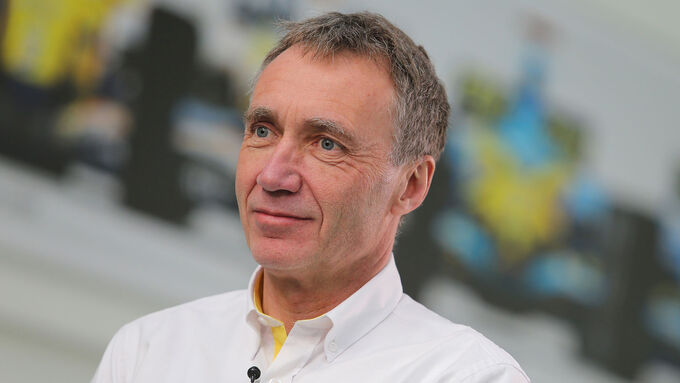 Renault-Technikchef Bob Bell