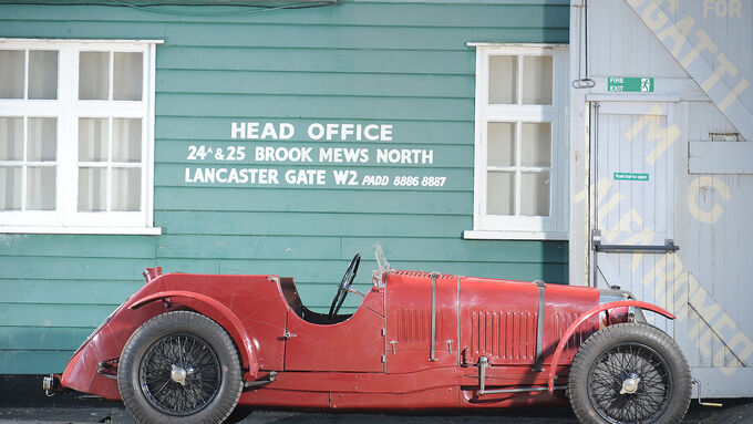 Bonhams, Chichester Goodwood, 1930-31 Maserati Tipo 26 Sport Road Racing Four-Seater
