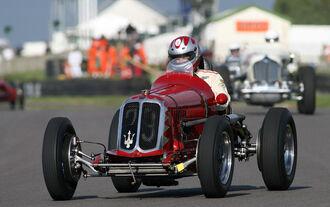 Rekord-Maserati unterm Hammer
