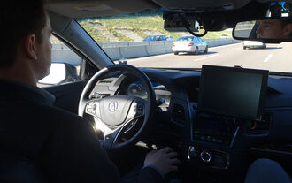 Bosch Highway Assist, Autopilot, Autonomes Fahren