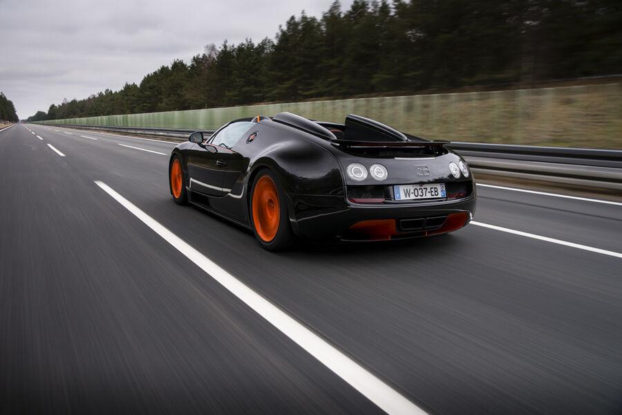 bugatti veyron 16 4 grand sport vitesse weltrekord f r. Black Bedroom Furniture Sets. Home Design Ideas