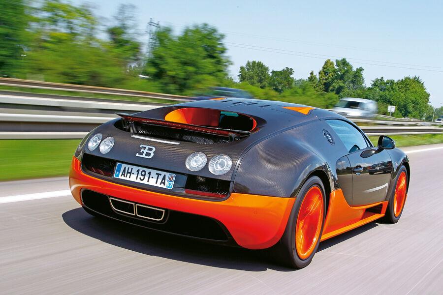 bugatti veyron super sport titel als schnellstes auto. Black Bedroom Furniture Sets. Home Design Ideas
