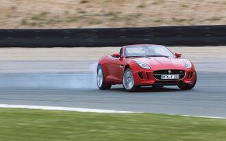 Cabrio, Jaguar F-Type S Cabrio