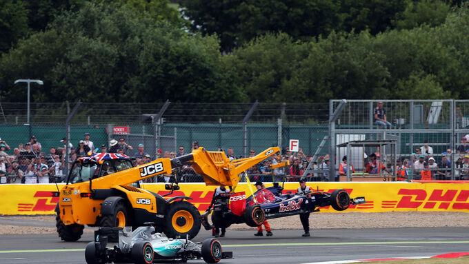 Fotos GP England 2015 (Rennen)