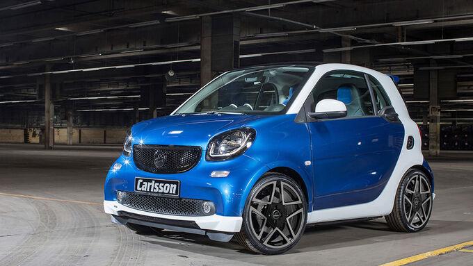 Carlsson CK10 Smart - Tuning - Genfer Autosalon 2015