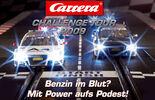 Carrera Challenge Tour 2009 Plakat