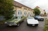 Chevrolet Corvette, Ford Mustang Boss 302, Plymouth Roadrunner 440