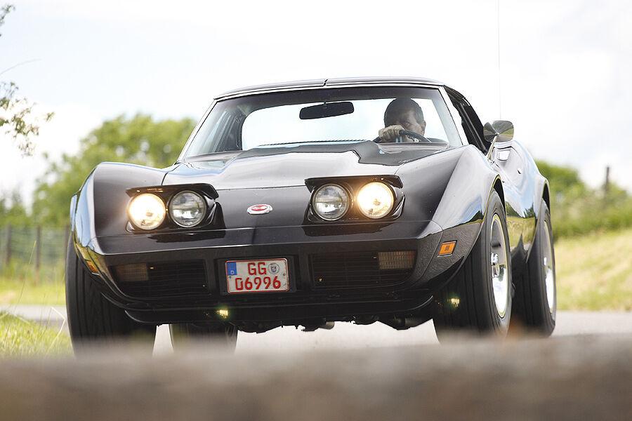 kaufberatung chevrolet corvette c3 auto motor und sport. Black Bedroom Furniture Sets. Home Design Ideas