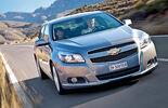 Chevrolet Malibu, Frontansicht