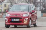 Citroën C3 Picasso VTi 95 Attract, Seitenansicht