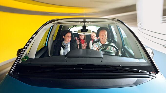 gebrauchte kompaktvans sechs raumriesen bis euro auto motor und sport. Black Bedroom Furniture Sets. Home Design Ideas