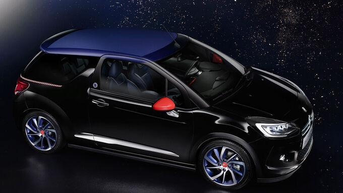 citroen ds3 auf dem pariser autosalon modisch inspiriert auto motor und sport. Black Bedroom Furniture Sets. Home Design Ideas