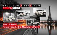 Citroen DS Leser-Test-Drive