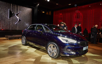 Citroen DS5 Facelift Genf