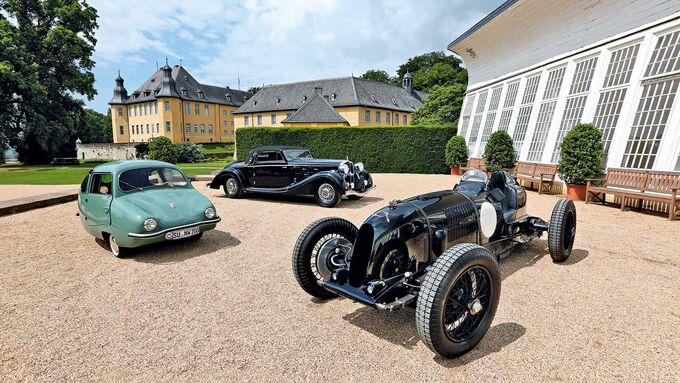 Schloss dyck drei höhepunkte auf schloss dyck auto motor und sport