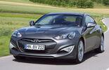 Coupés bis 50000 €, Hyundai Genesis Coupé 3.8 V6