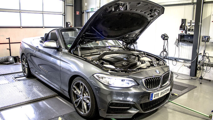 DTE-Systems-BMW M235i, Tuning, Powerbox