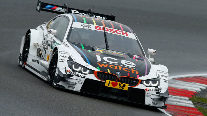 DTM Nürburgring Qualifying
