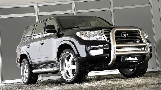 Delta 4x4 Toyota Land Cruiser V8 2010