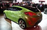 Detroit Motor Show 2011, Hyundai Veloster