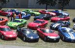 Dodge Viper 2010 Treffen