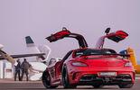Domanig Mercedes-Benz SLS AMG Black Series, Tuning, Flügeltüren