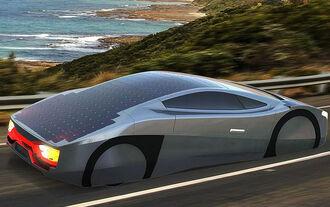 EVX Ventures Immortus Elektroauto Solarauto