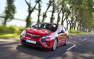 Elektroauto Opel Ampera