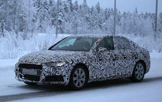 Erlkönig Audi A15
