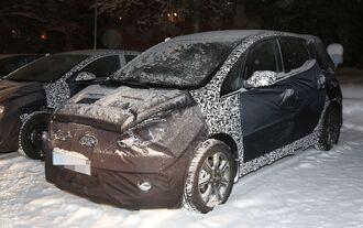 Erlkönig Hyundai ix32