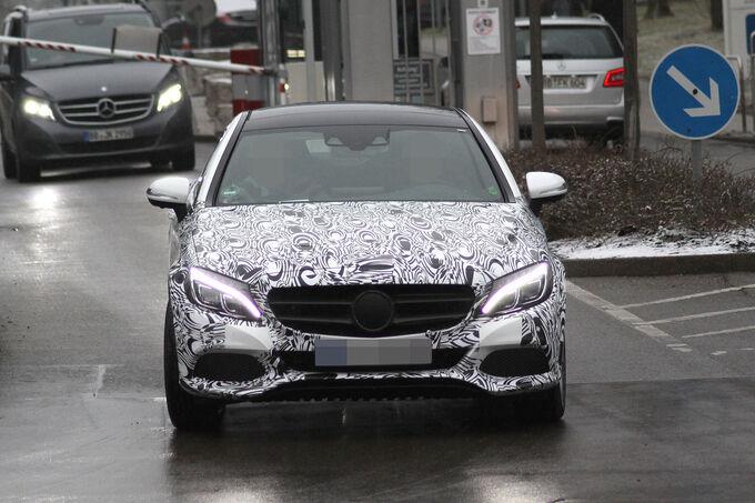 2015 - [Mercedes] Classe C Coupé & Cabriolet [C205/A205] - Page 4 Erlkoenig-Mercedes-C-Coup--fotoshowImage-46b6b800-838387
