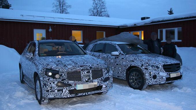 Neuer Glk 2015 Mercedes Glk | Autos Weblog