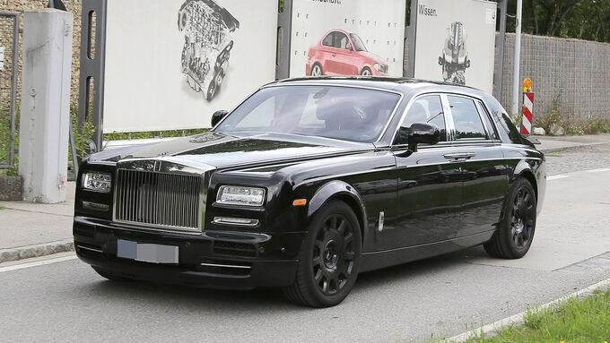 Erlkönig Rolls Royce Phantom