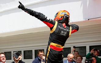 Esteban Ocon - Formel 3 EM - Budapest