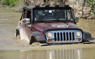 Euro Jeep Camp 2016 Spanien