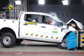 EuroNCAP-Crashtest Ford Ranger
