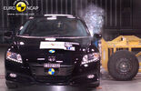 EuroNCAP-Crashtest Honda CR-Z, Seiten-Crashtest