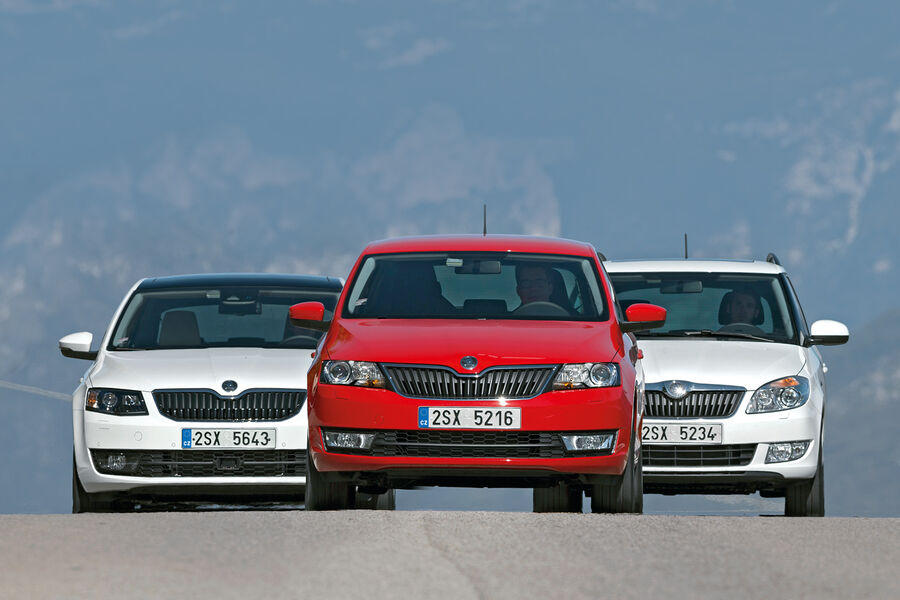 skoda kaufberatung fabia combi octavia oder rapid. Black Bedroom Furniture Sets. Home Design Ideas