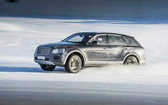 Fahrbericht Bentley Bentayga
