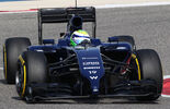 Felipe Massa - Williams - Formel 1 - Test - Bahrain - 28. Februar 2014