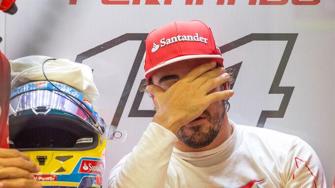 Alonso wirft Nebelkerzen
