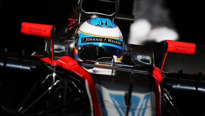 McLaren erklärt Alonso-Unfall