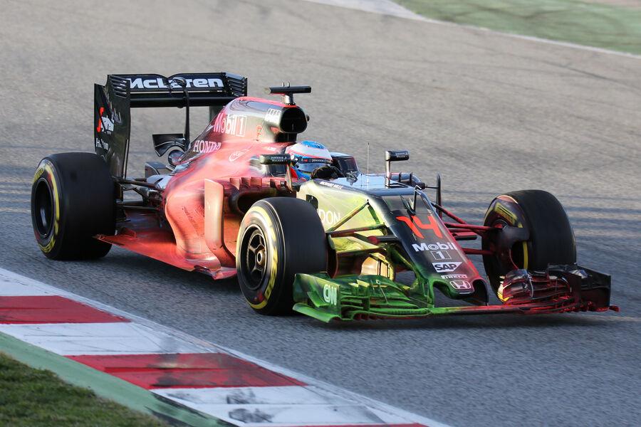 Fernando-Alonso-McLaren-Formel-1-Test-Ba