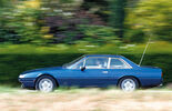 Ferrari 365 GT4 2+2, Seitenansicht
