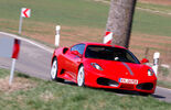 Ferrari F430, Frontansicht