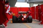 F1 Ticker Jerez 2015