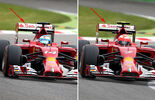 Ferrari - Formel 1 - Technik - GP Italien 2014