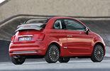 Fiat 500 Facelift 2015
