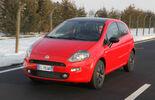 Fiat Punto 0,9 Twinair StartStopp Easy, Frontansicht
