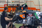 Force India folgt Red Bull-Philosophie